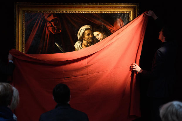 The Future Of £100million Caravaggio Found In An Attic Is Revealed
