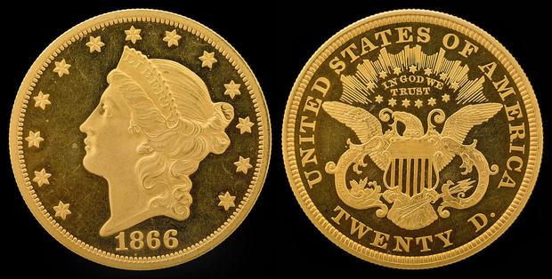 1866 Double Eagle