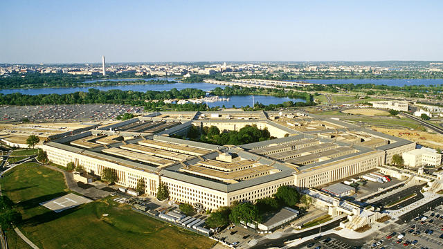 The Pentagon, Washington, DC, America
