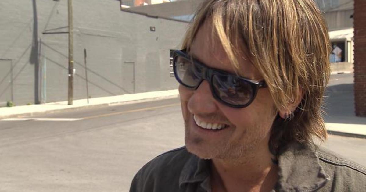 Keith Urban: From Down Under to Nashville