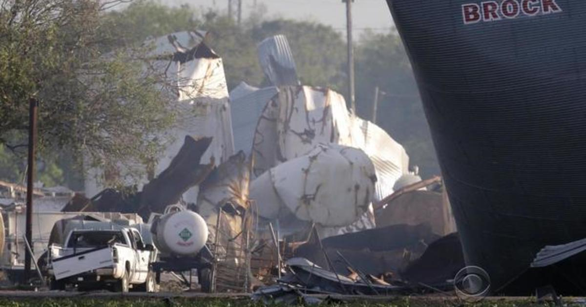 Feds say deadly 2013 Texas fire was no accident