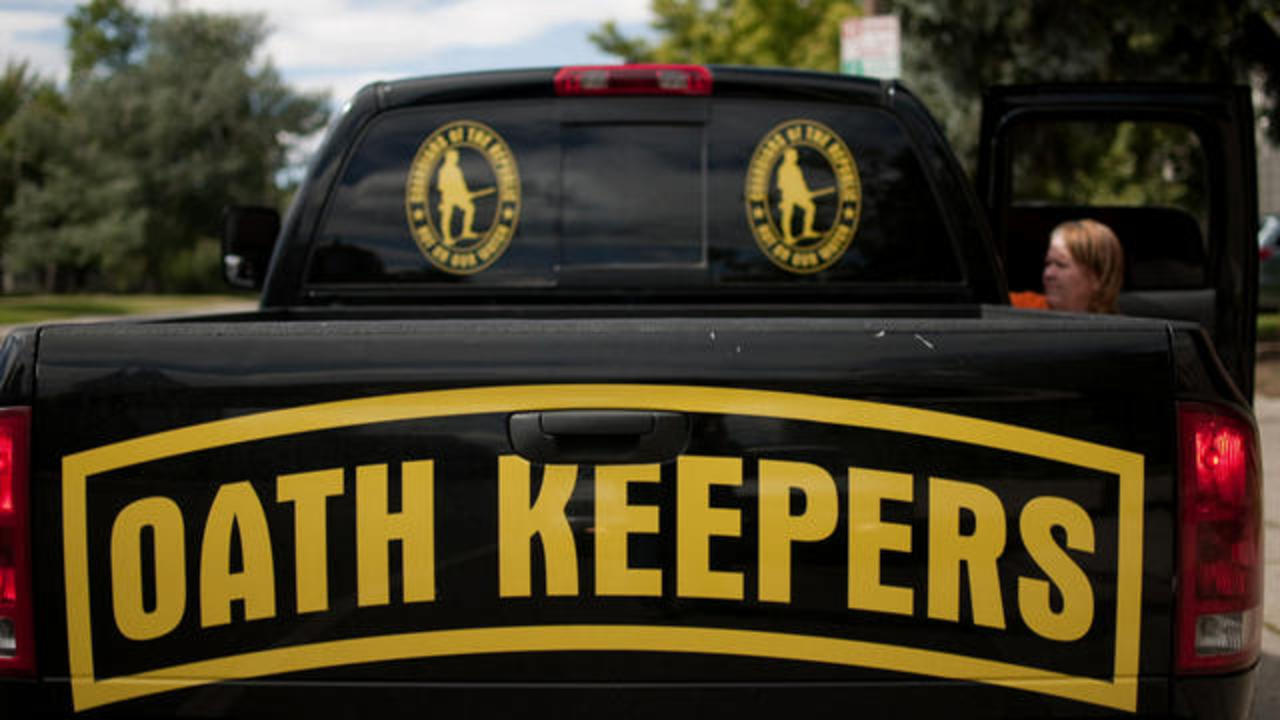 Founding member of Oath Keepers breaks oath and turns states evidence over Jan. 6 riots
