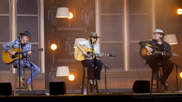 56th Academy Of Country Music Awards - Rehearsals