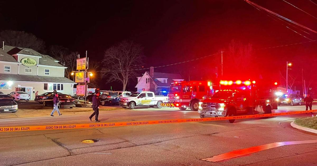 3 dead and 3 hurt in shooting at Kenosha Wisconsin bar – CBS News