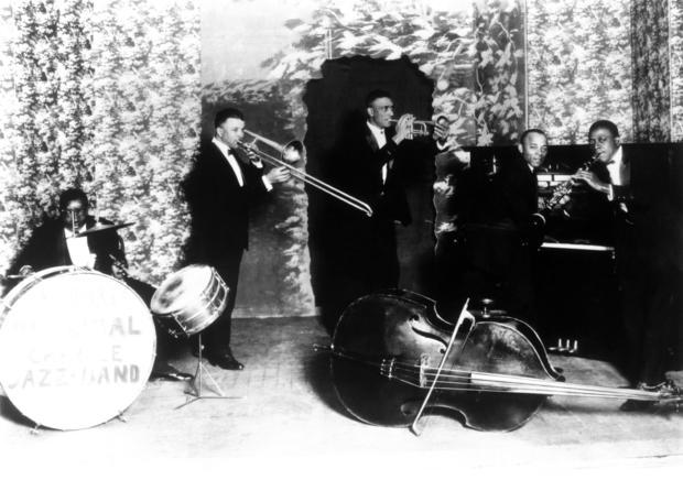 Kid Ory Original Creole Jazz Band