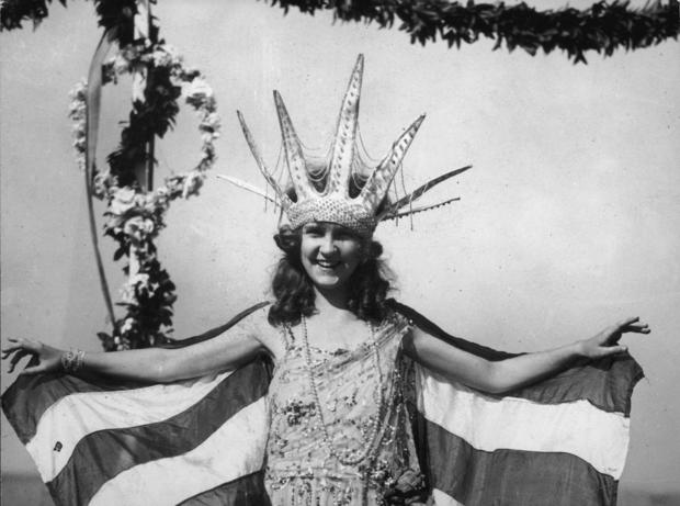 First Miss America