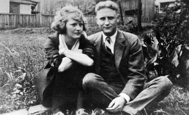 F. Scott Fitzgerald [& Wife]