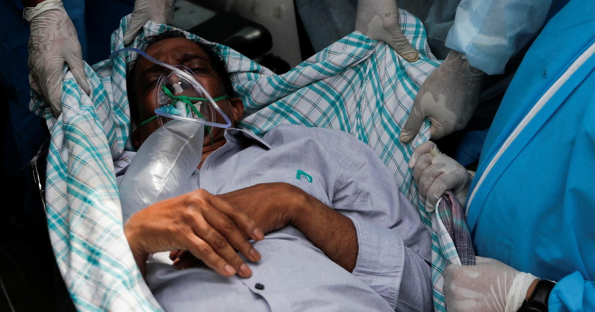 """Skyrocketing COVID cases and a lack of oxygen turn India into """"a living hell"""""""