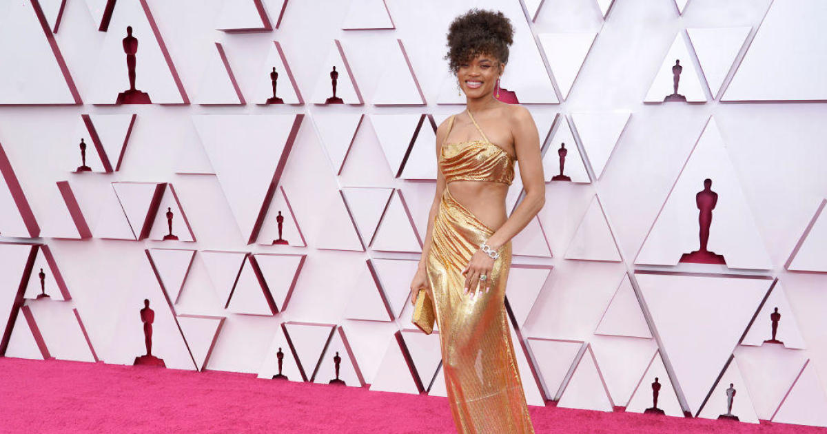 Oscars 2021: Red carpet arrivals at the 93rd Academy Awards