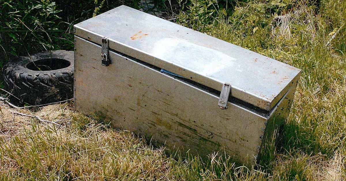 Answers to cowboy Ray Green's death lay inside toolbox found on ex-wife Danielle's property