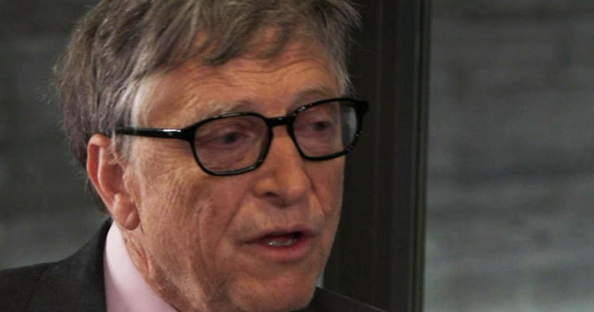 Bill Gates says it was a