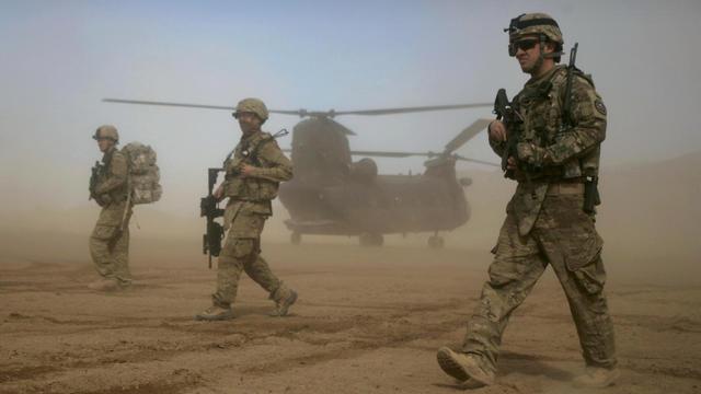 Afghanistan NATO Analysis