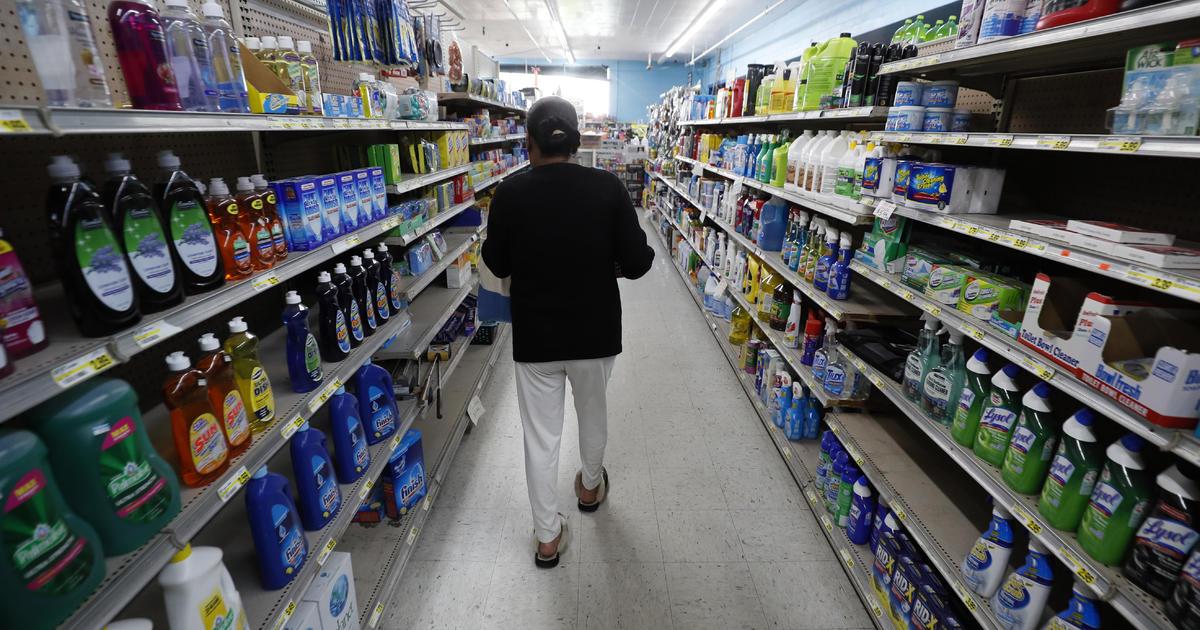Coronavirus pandemic forces sharp price hike on consumer goods