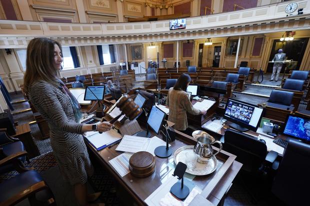 Legislating by Zoom