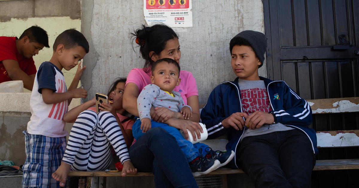 Migrant families face starkly different fortunes under inconsistent border policy