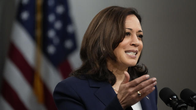 Vice President Kamala Harris Addresses Washington Conference On The Americas