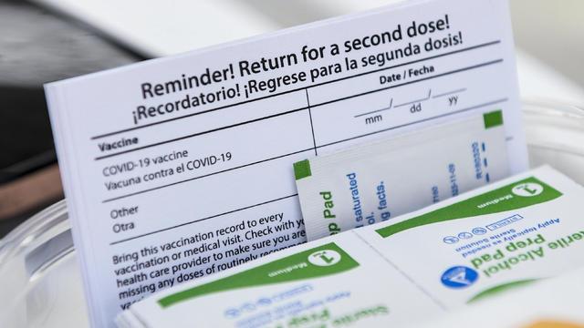 COVID-19 Vaccine Center In Berks County Pennsylvania Opens