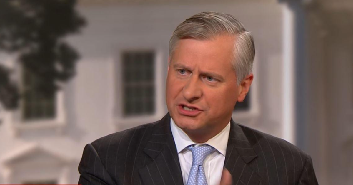 "Historian Jon Meacham says GOP ""has descended into fantasy, conspiracy and falsehoods"" - on ""The Takeout"""