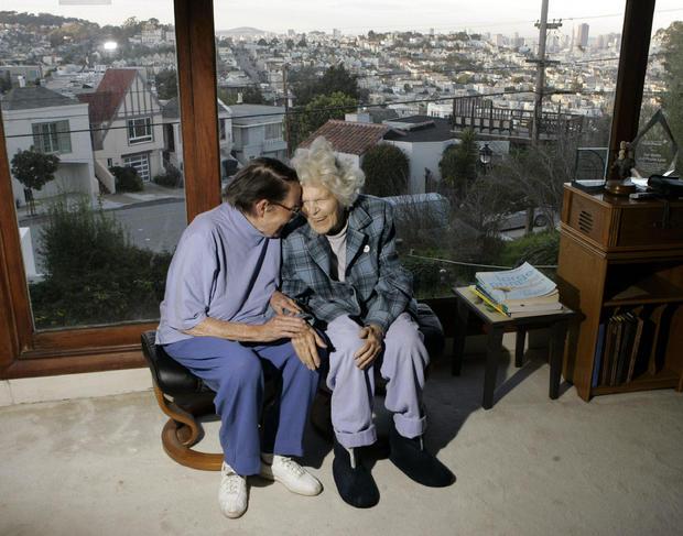 San Francisco-Same-Sex Marriage