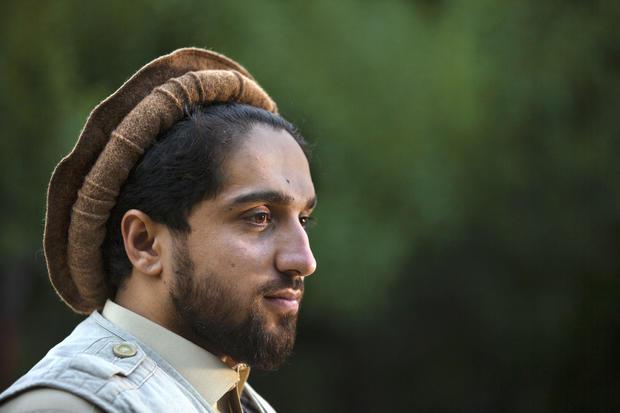 Ahmad Massoud,Son of Ahmad Shah Massoud, Launches Movement For Peace