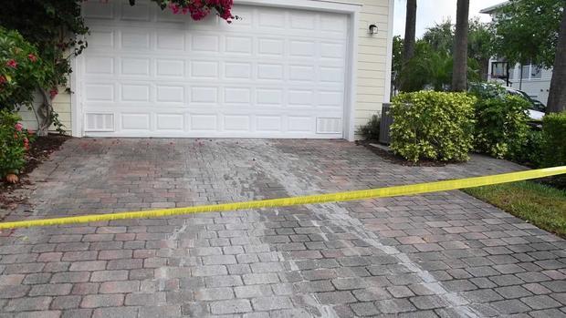 Gretchen Anthony crime scene