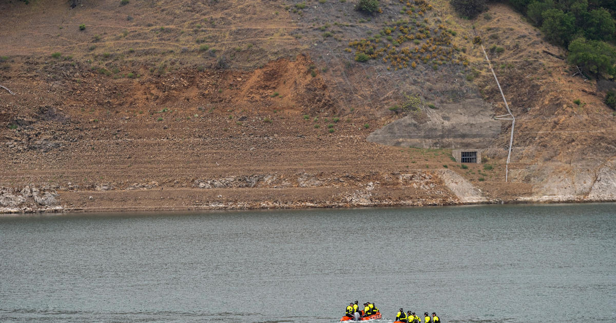 California expands drought emergency, covering 30% of population