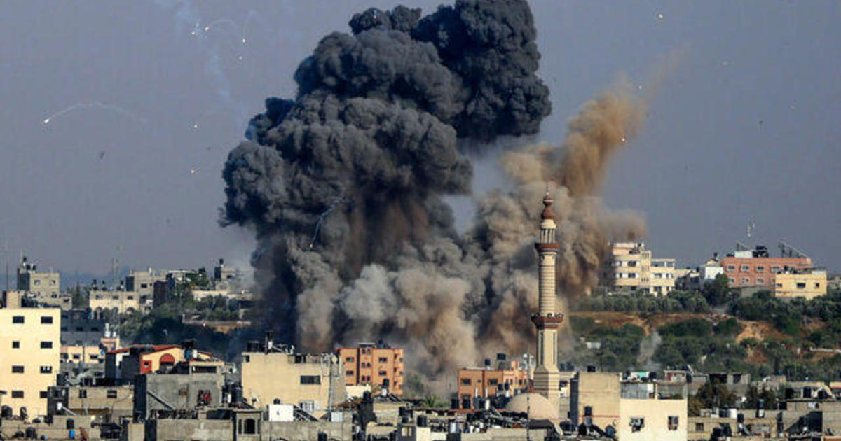 Why is violence flaring up in Israel and Gaza?