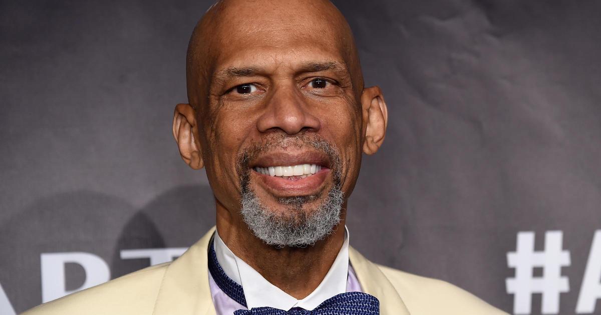 NBA names social justice award after Kareem Abdul-Jabbar