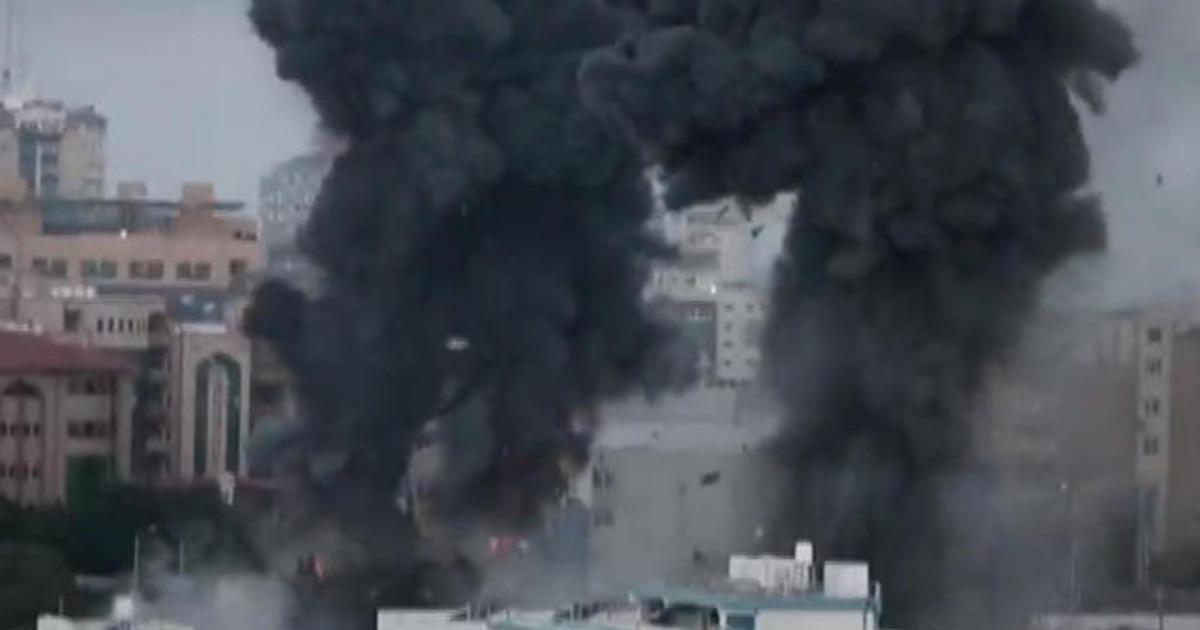 Israeli ground troops enter Gaza as conflict intensifies
