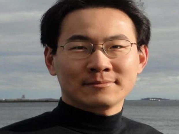 Qinxuan Pan is seen in a photo provided by the New Haven Police Department.