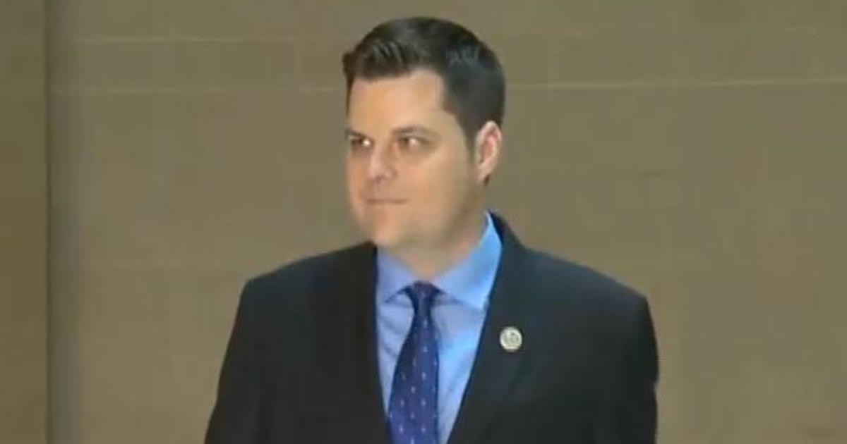 Analysis of Gaetz investigation and its impact on the GOP