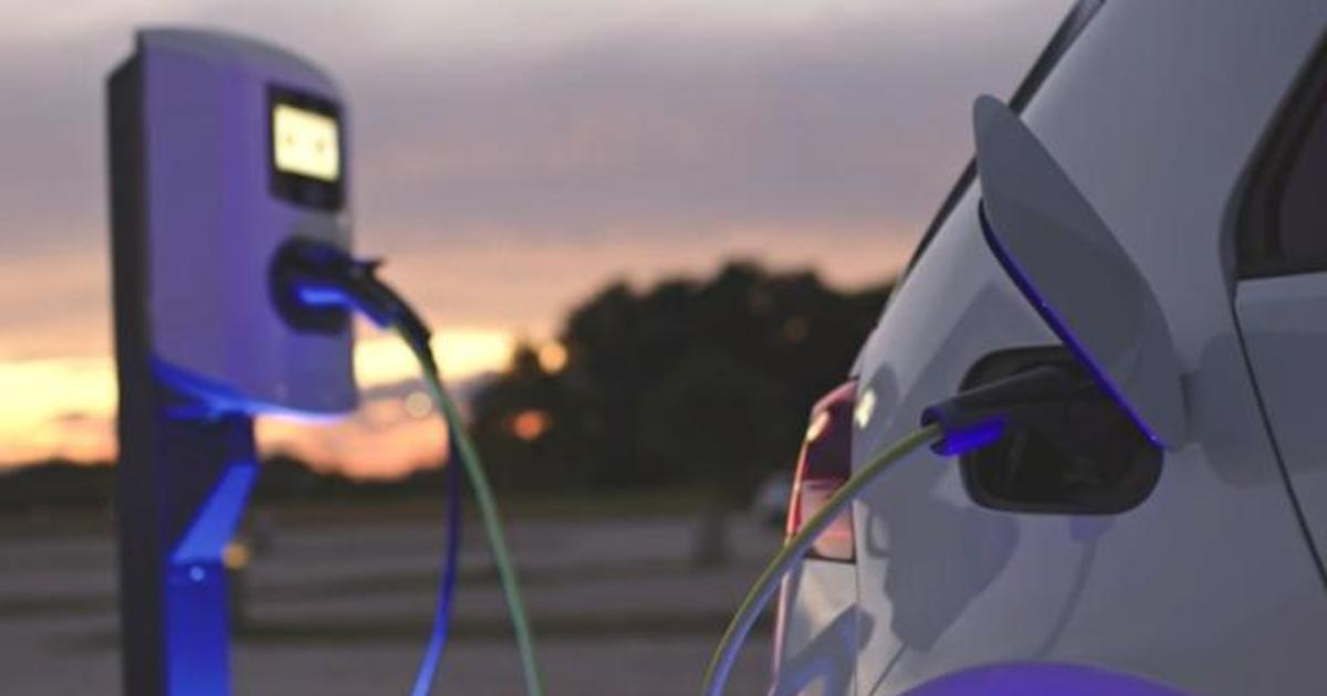 cbsnews.com - Electric vehicles are becoming more affordable and could cost less than gas-powered vehicles in just a few years