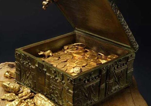 The Fenn treasure