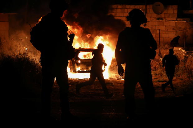 Tension over the possible eviction of several Palestinian families in East Jerusalem's Sheikh Jarrah neighbourhood