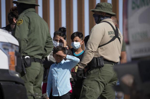 US-COLUMBIA-MEXICO-POLITICS-IMMIGRATION-MIGRANTS