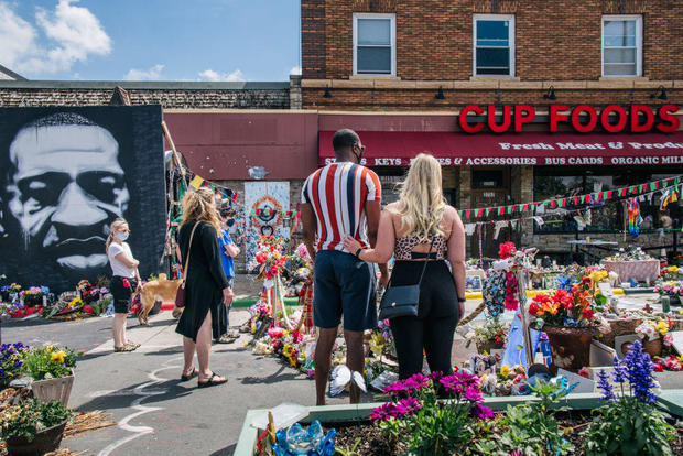 Minneapolis Remembers George Floyd On Anniversary Of His Death