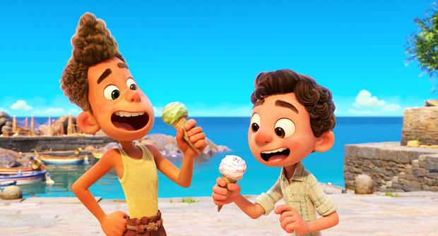 """Available June 18 on Disney+: """"Luca"""""""
