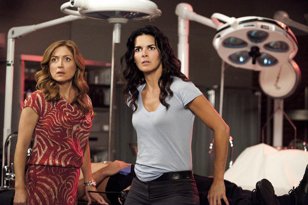 """Available June 6 on HBO Max: """"Rizzoli & Isles"""""""