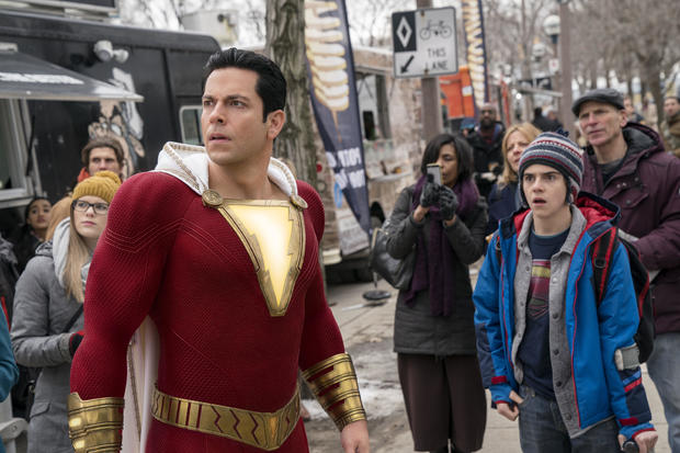 """Available June 1 on HBO Max: """"Shazam!"""""""
