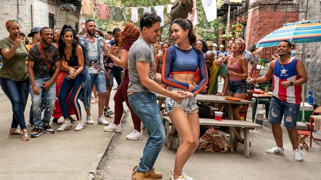 """Available June 11 on HBO Max: """"In the Heights"""""""