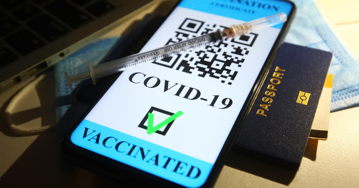 Vaccine passports: What are they and how do they work?