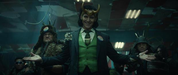 """Available June 9 on Disney+: """"Loki"""" Series Premiere"""