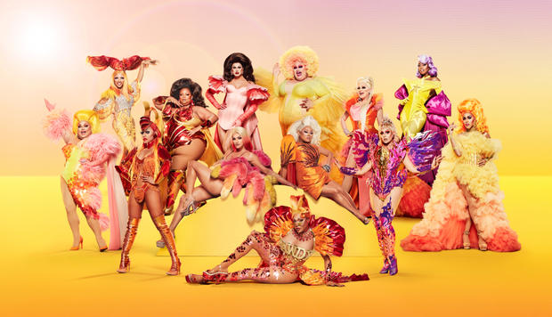 """Available June 24 on Paramount+: """"RuPaul's Drag Race All Stars"""" Series Premiere"""