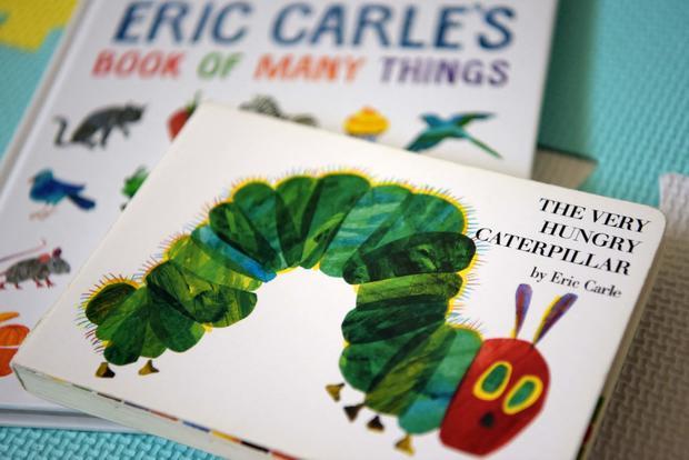 US-LITERATURE-CHILDREN-CARLE