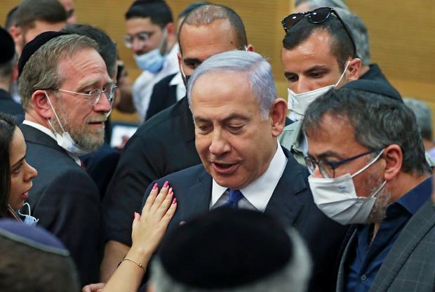 TOPSHOT-ISRAEL-POLITICS-GOVERNMENT