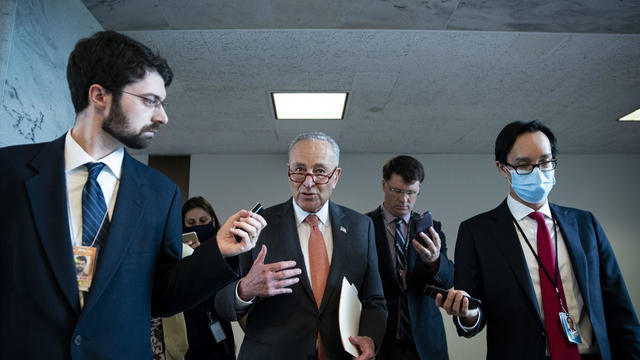 Democrats Face New Pressure As Infrastructure Talks Stall