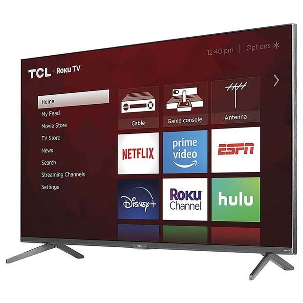 TCL 65-inch 4K Roku TV