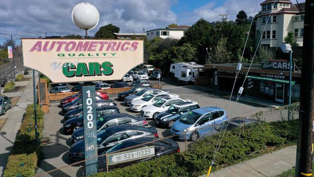 Used Car Prices Rise 17 Percent
