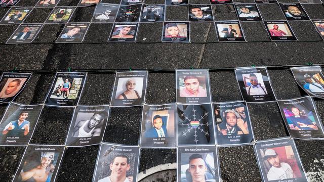 Photos of the victims of the Orlando Pulse nightclub