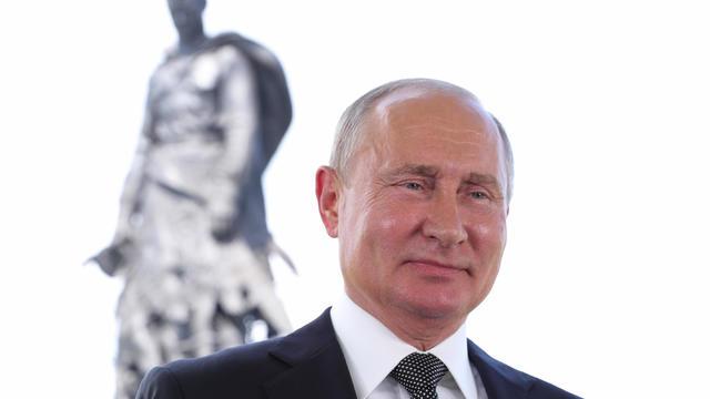 President Putin addresses nation